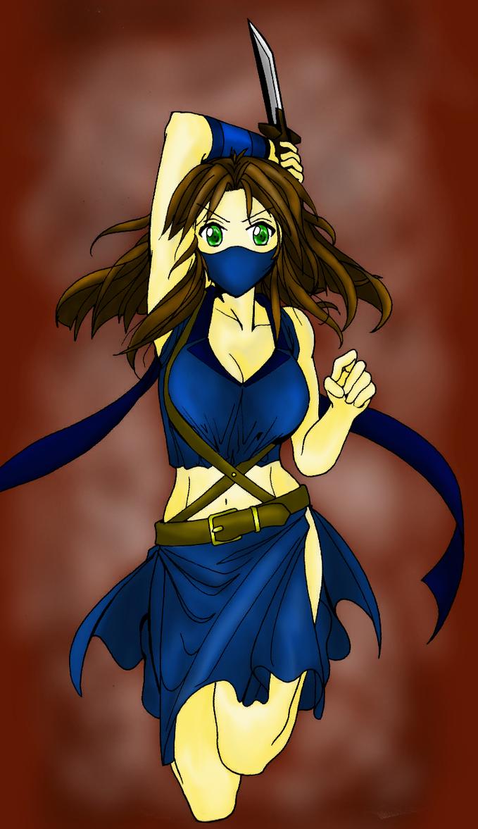 The Assassin by freakiish