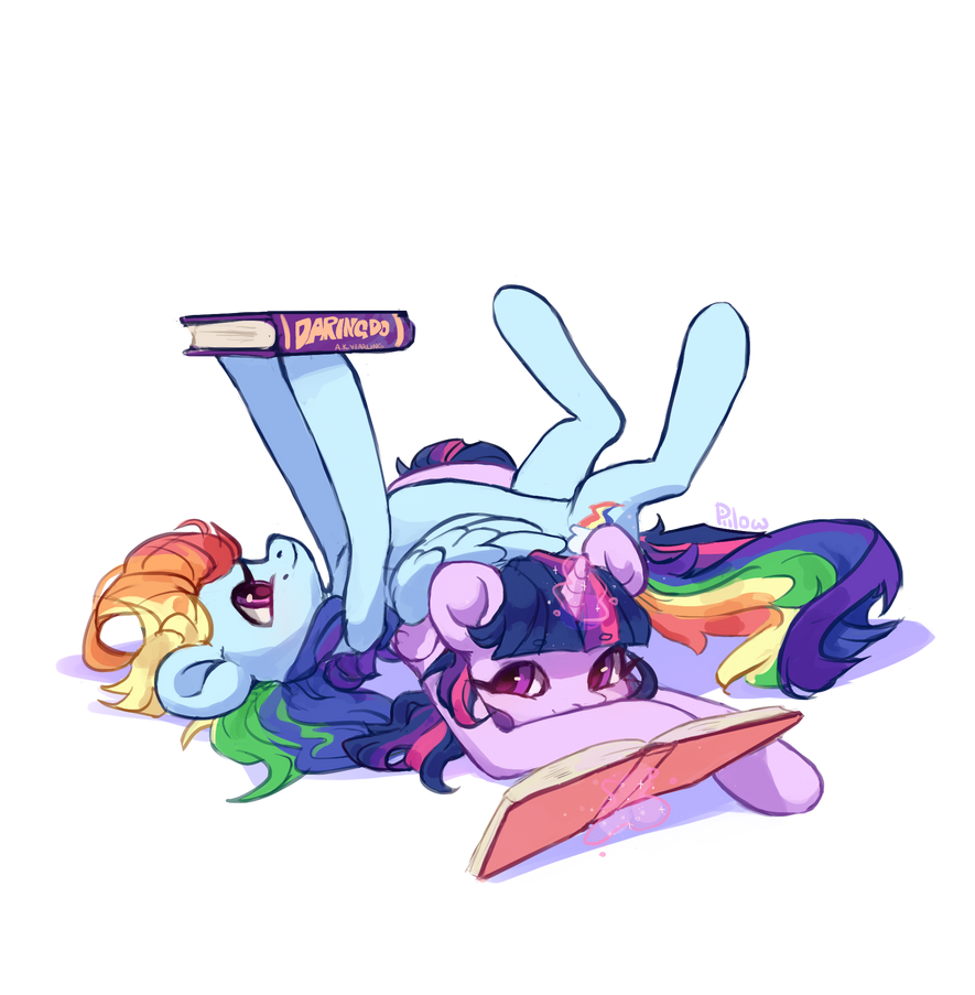 twilight_and_dashie_by_graypillow_dd37vn