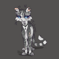 Ivypool by GrayPillow