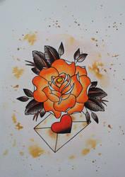 Rose by justafuckinfreak