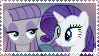 Rarity X Maud Pie by asexual-armadillo