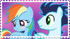 Rainbow Dash X Soarin by asexual-armadillo