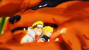 The Last: Naruto the Movie: Boruto and Kurama