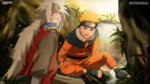 Memories: Naruto and Jiraya
