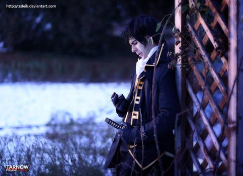 Hijikata Toshiro cosplay
