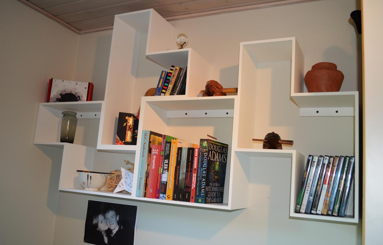 Tetris shelves by Happyzipper on DeviantArt