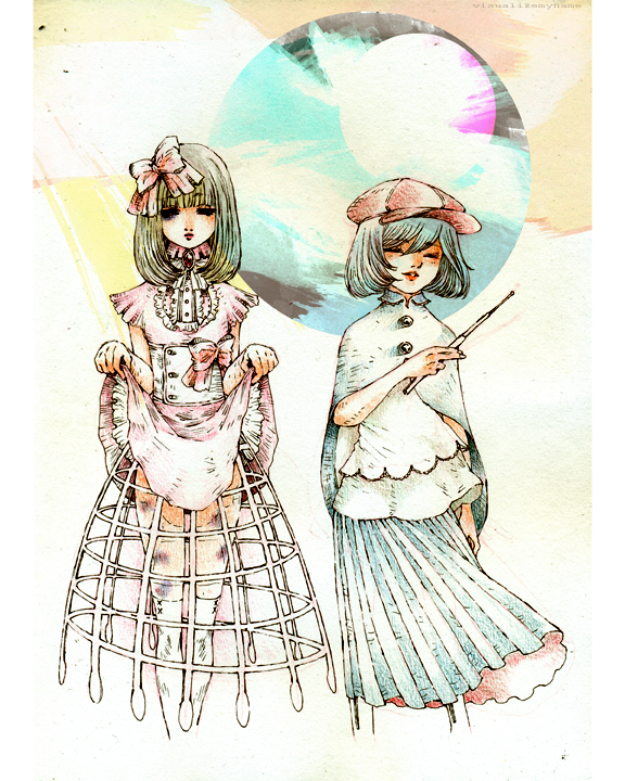 Doll by visualizemyname