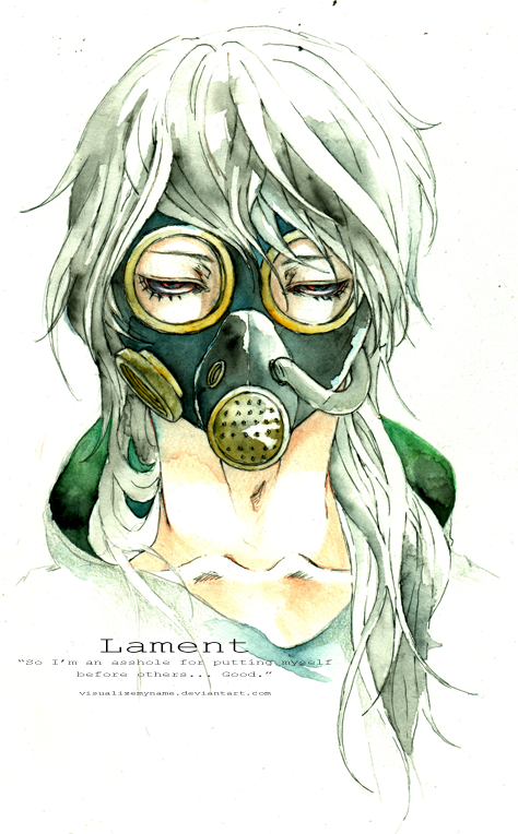 Lament by visualizemyname