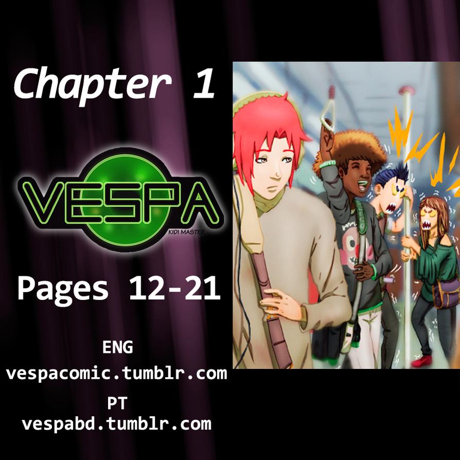 Vespa_Update 01 by KidiMaster