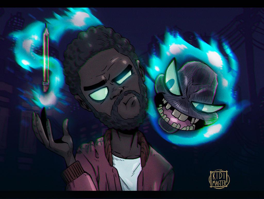 Kidi With A Gorillaz Mix by KidiMaster on DeviantArt