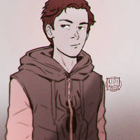 Peter P. Doodle by KidiMaster