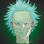 Crazy Granpa Rick
