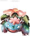 Pokemon Mega Venusaur