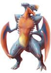 Pokemon Mega Garchomp (revamp)