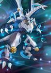 Yu-Gi-Oh! VRAINS Firewall Dragon