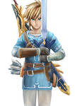 Breath of the Wild - Link The Hero of Hyrule