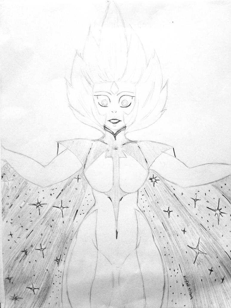 White Diamond  by MayreRayne
