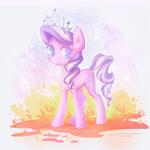 Cute Diamond Tiara