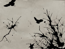 Crows by lsavii