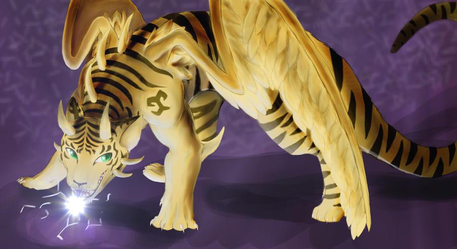 Golden tiger dragon deviantart thg steroids
