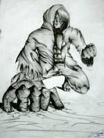 character 5 by UditGupta