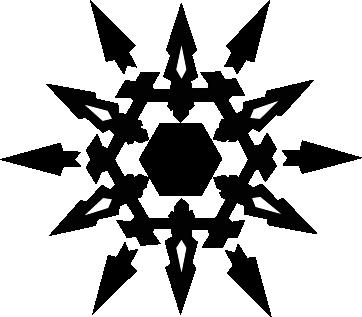 Yuki Ichizoku Weiss_snowflake_by_nightmareactual-d6je1ty