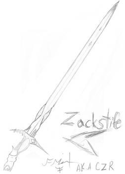 Zackstife's Blade