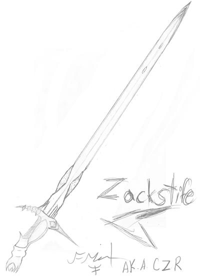 Comics and Artstuffs by Frist: Bol+-Wicked (+) Zackstife__s_Blade_by_Frist44