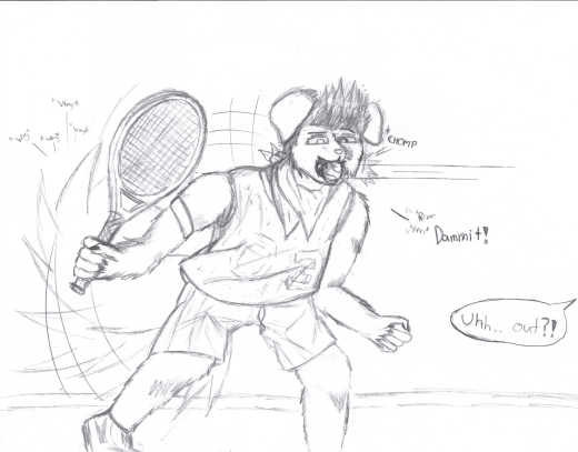 Comics and Artstuffs by Frist: Bol+-Wicked (+) Vance__s_Tennis_Problem_by_Frist44