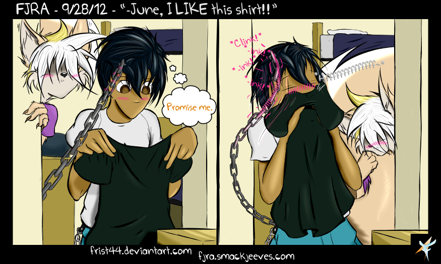 Comics and Artstuffs by Frist: Bol+-Wicked (+) - Page 13 Fjra_____june__i_like_this_shirt_____by_frist44-d5ganky
