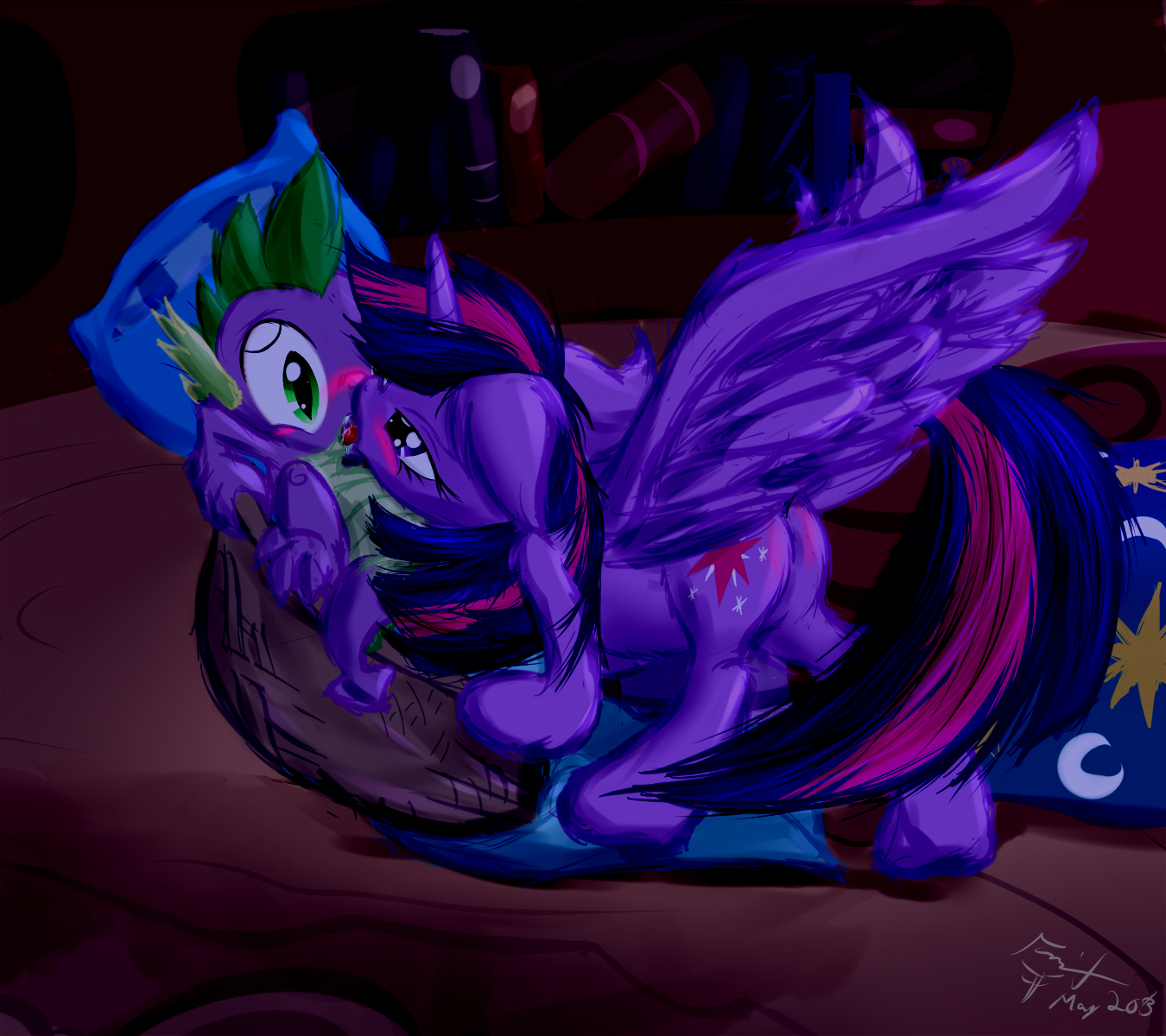 How dare you? by Frist44