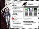 Marah Bloodstone Bio