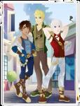 Three Princes 2.0 by Amythest621