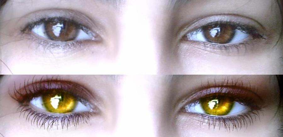 Vampire eyes by sharmz on DeviantArt