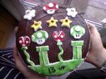 Mario Cake XD