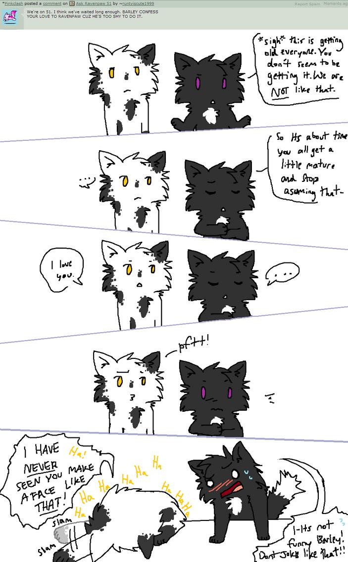 Funny Warrior Cats Names