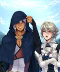 Traveling~ FE Fates