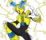 Electric Bars~ Fuse Man