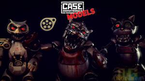 CASE Animatronics Models [DOWNLOAD]