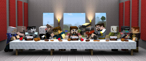 Yogscast - The Last Supper