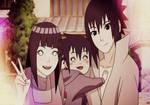 SasuHina family (edited)