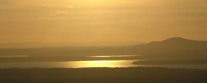 Maine Sunset -dual