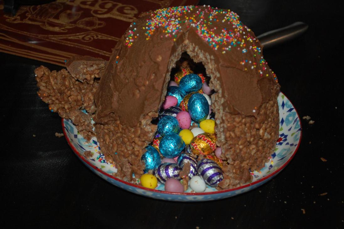 Easter cake by Ziblink