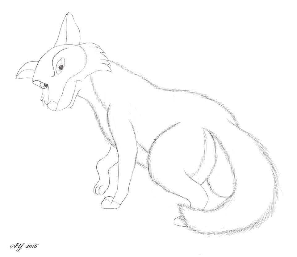 Toby-Sketch by Ziblink