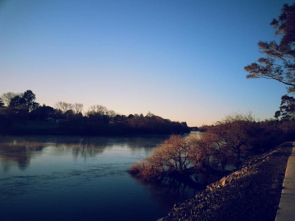 Sunset walk 2 by Ziblink