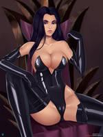 Dark Queen by Silent-fly