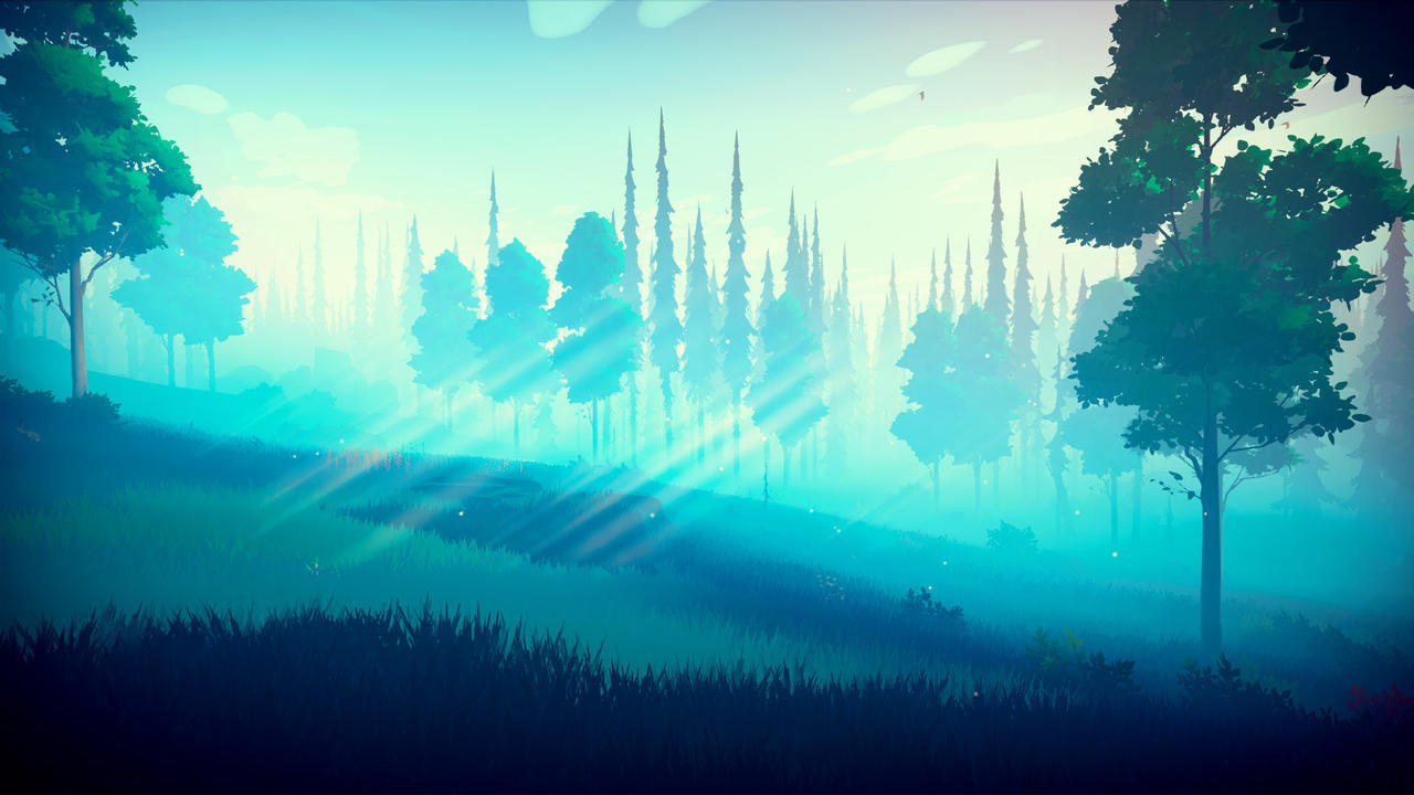 Among Trees - Sun Beam