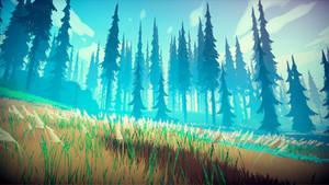 Among Trees - New Land