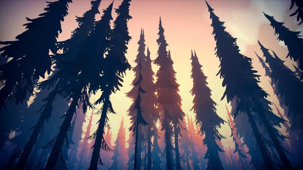 Among Trees - Shapes