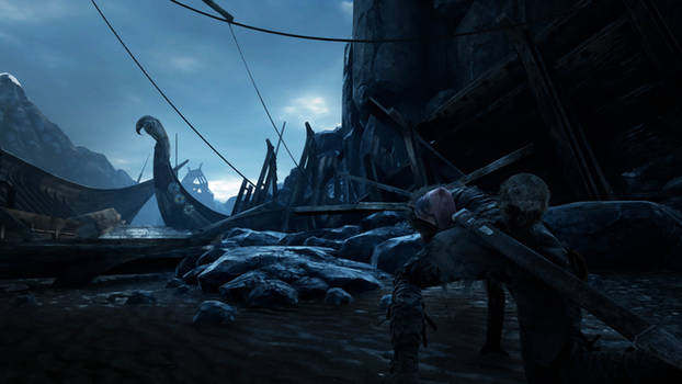 Hellblade - Wounded